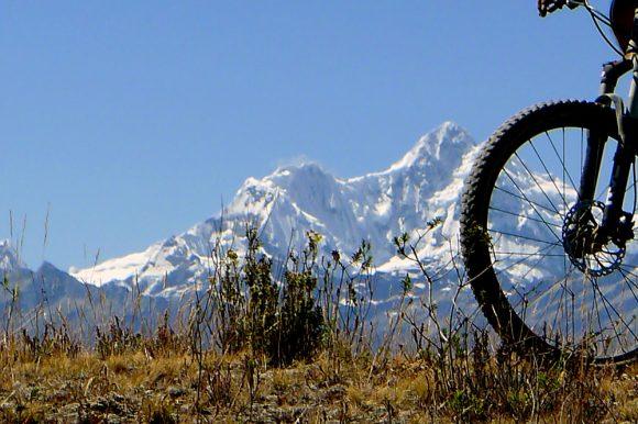 Majestic mountainbiking!