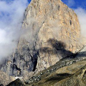 La Esfinge, rock men and names