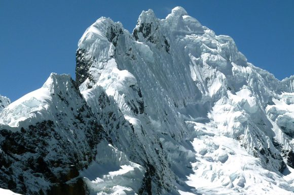 "PUCAHIRCA: Northwest Face, The ""Character"" of the Climb"