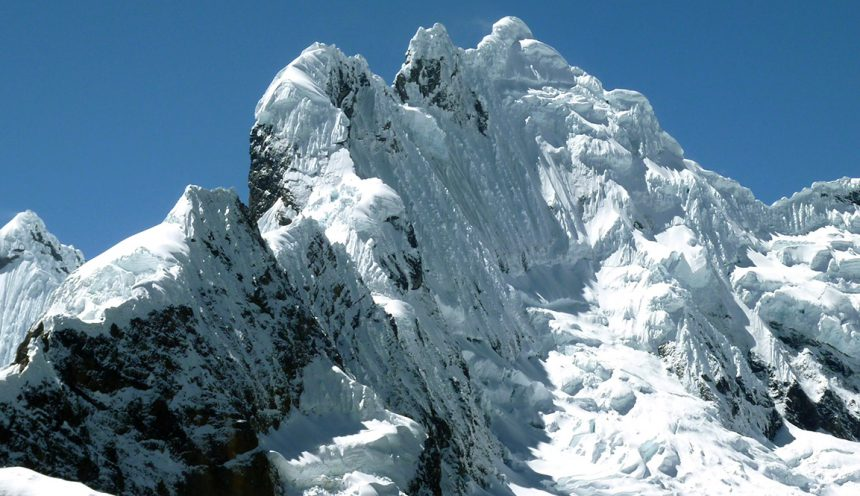 """PUCAHIRCA: Northwest Face, The """"Character"""" of the Climb"""