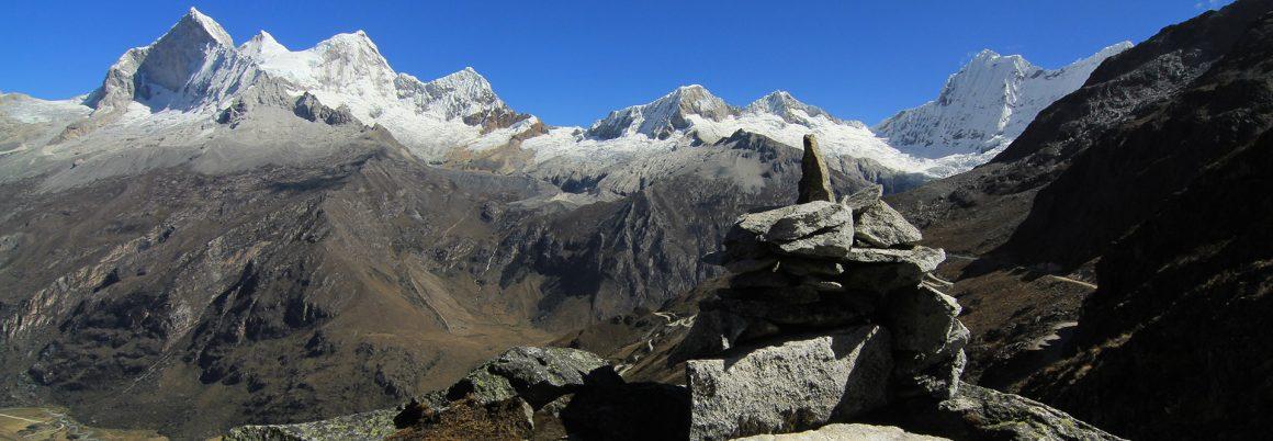 Geologic History of the Cordillera Blanca
