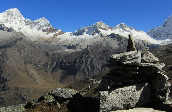 Geologic History of the Cordillera Blanca