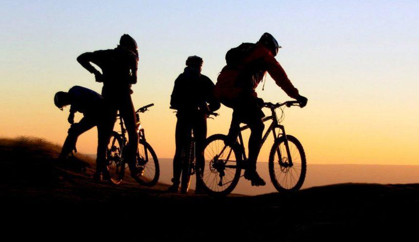 Mountain Biking in Huaraz, Peru