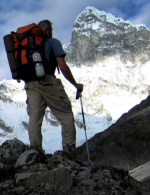 Trekking in the Cordillera Blanca